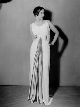 Elsa Schiaparelli by Man Ray, 1930s